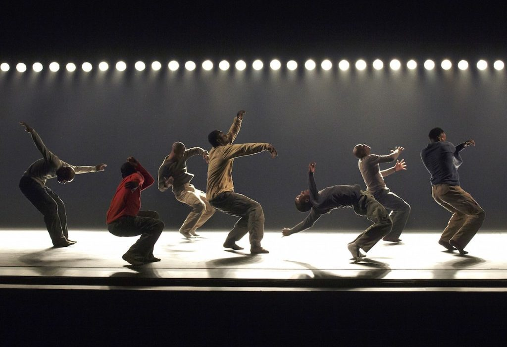 Alvin Ailey American Dance Theater in Uprising