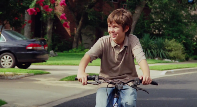 Still from Boyhood
