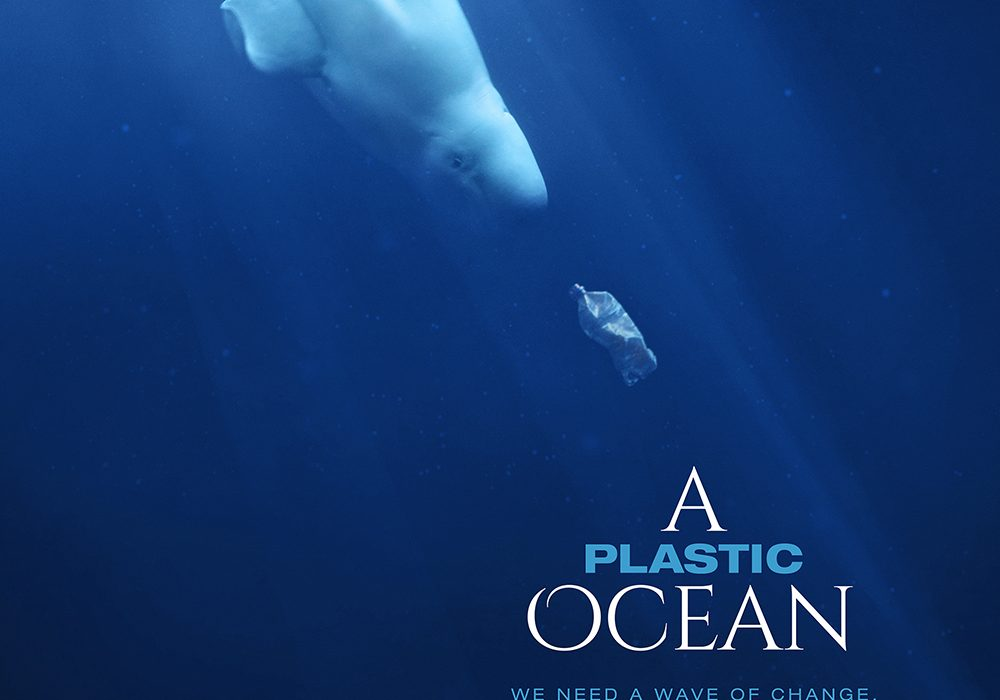 A Plastic Ocean movie poster