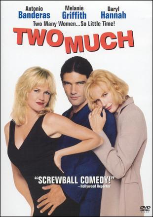 Two Much movie poster